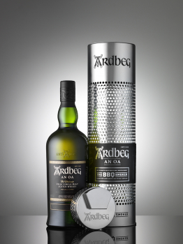 Ardbeg An Oa BBQ Smoker Edition 0,7 L