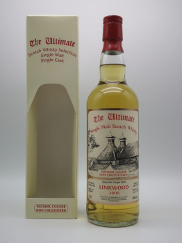 Linkwood 12 Jahre The Ultimate 0,7L