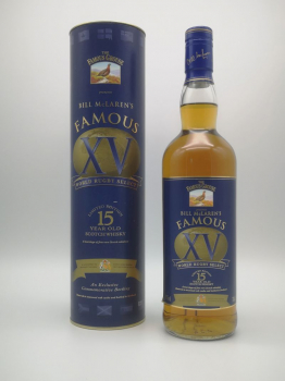 Famous Grouse World Rugby Select 15 Jahre 0,7L